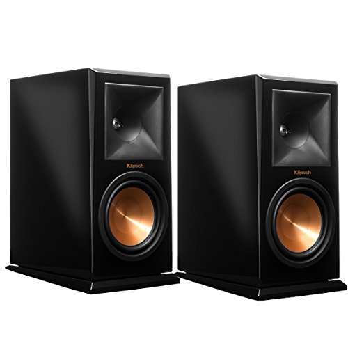 Klipsch RP-160M Walnut Bookshelf Speaker