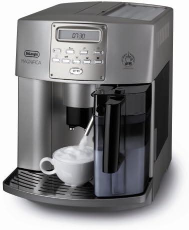 DeLonghi ESAM3500.N Magnifica Digital Super-Automatic Espresso ...