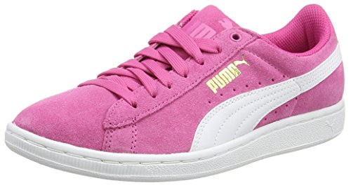 Puma Vikky Winter Wns, Zapatillas Mujer Multicolor (Carmine Rose/White)