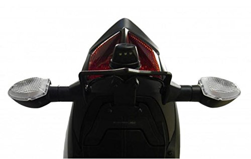 Evotech Performance Fender Eliminator//Tail Tidy to fit Suzuki SV650 ABS SV650X PRN013182 Years 2016 to 2019