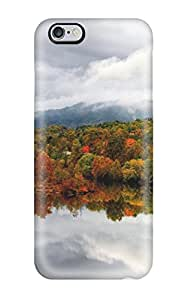 For Iphone 6 Plus Tpu Phone Case Cover(scenic)