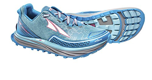 Altra AFW1757F Women's TIMP Trial Running Shoe, Blue - 6 B(M) US