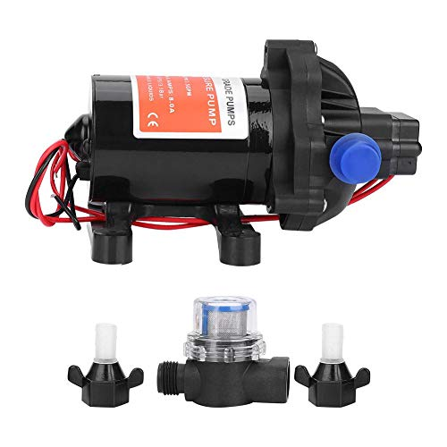 Black YSHtanj Hand Fuel Pump Maintenance Tools Fuel Pump 8mm Car Boat Outboard Diesel Oil Petrol Hand Fuel Pump Primer Bulb with Hose