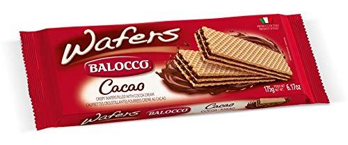 Cocoa Wafers (Balocco) 175g