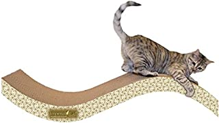 product image for Imperial Cat Purrfect Stretch Scratch 'n Shape, Giant, Paisley