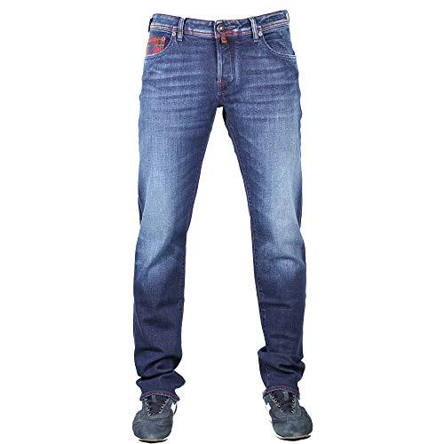 Comf Cuciture J622 Jeans Rosse Jacob Uomo Cohen AqzwaIxvH