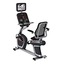 Star Trac E-RBi Recumbent Bike with Personal Viewing Screen and MFi