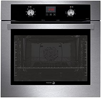 HORNO FAGOR 6H-185AX MULTIFUNCION INOX: 223.85: Amazon.es: Grandes ...