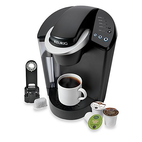 Keurig K45 Coffee Maker with 48 K-Cup Packs & Water Filter Kit by Keurig