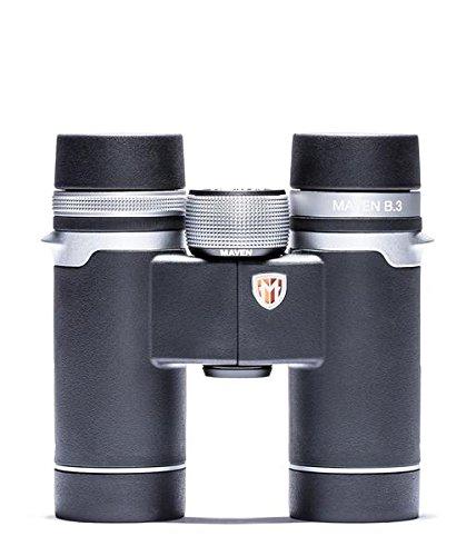 Maven B3 8X30mm Black/Silver
