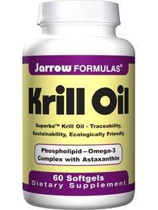 Jarrow Formulas, Krill Oil,