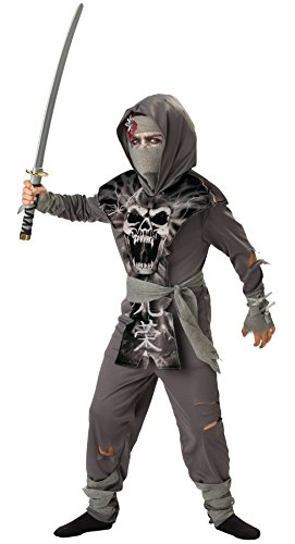 Zombie Ninja Child Costume - Medium