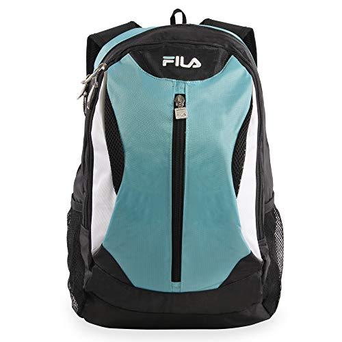 Fila Senne Laptop Backpack, MINT, One Size