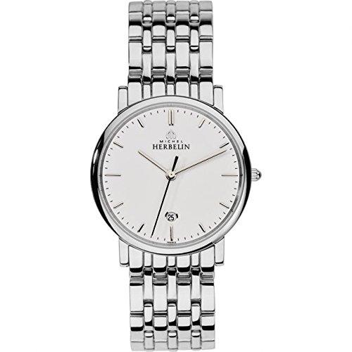 Michel Herbelin - Unisex Watch 12543/B11