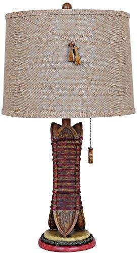 - Canoe Table Lamp