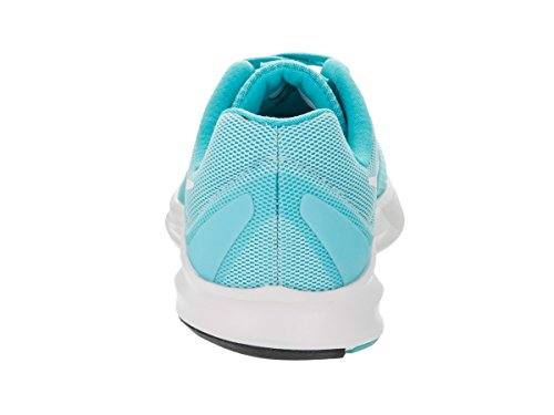 Nike Dames Downshifter 7 Nog Steeds Blauw / Wit Chloorblauw