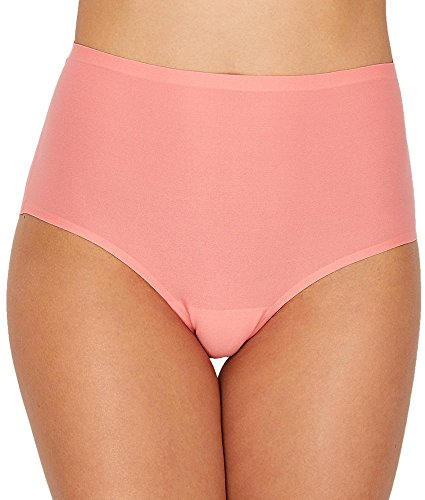 Chantelle Soft Stretch Full Brief, One Size, Grapefruit