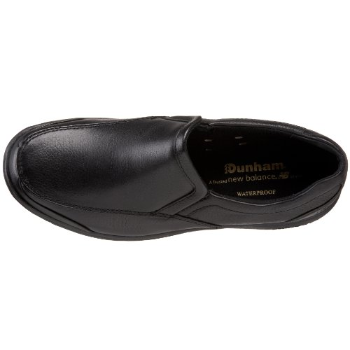 Dunham Mænds Batteri Park Slip-on Sort jsbu2Fn