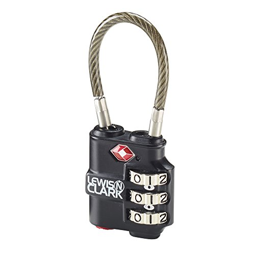(Lewis N. Clark Heavy Duty Lock,)