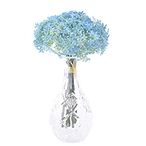 Anna Homey Decor Pack of 1 Fake Flowers Artificial Baby Breath Flowers 39
