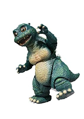 Bandai Little Godzilla And Crystal Set - Sh Monsterarts from Bandai Tamashii Nations