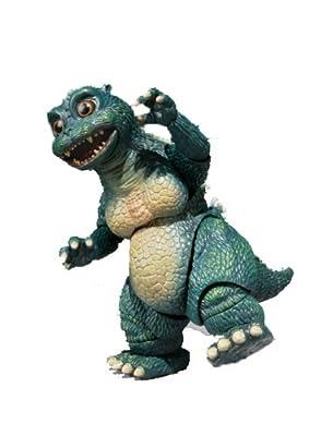 Bandai Little Godzilla And Crystal Set - Sh Monsterarts from Bandai Tamashii Nations