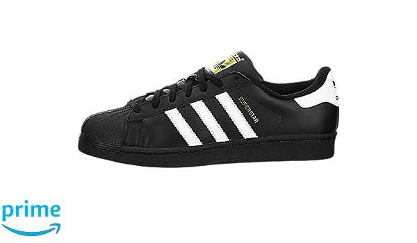 adidas originals superstar foundation noir