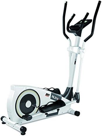 BH Fitness - Bicicleta Elíptica Nls14 Dual + Dual Kit Be: Amazon ...