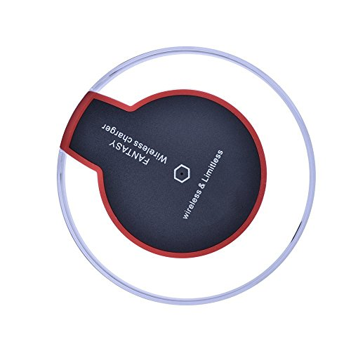 SAUS Ultra Slim Wireless Charger compliant product image