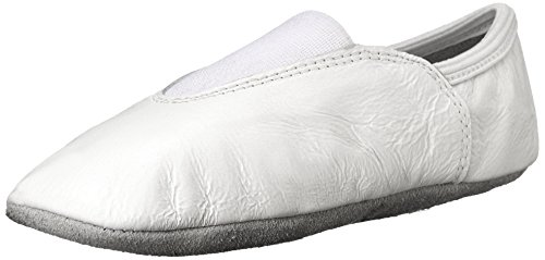 Capezio Little Kid Agility EM1C Gym Shoe,White,13 M US Littl