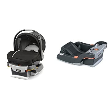 Chicco Keyfit 30 Magic Infant Car Seat Black Grey KeyFit And KeyFit30