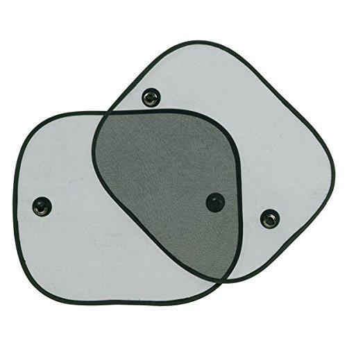 Sonnenschutz Safe 43 x 38 cm 2 Stück mit Sicherheits Saugnäpfe