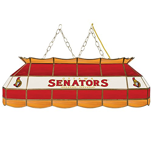 Ottawa Senators Pool Table Light, Senators Billiards Table