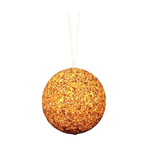 Uncle Jimmys 2 Pack Of Hanging Ball Apple Flavored Treats For Horses, 3 Pound - Hanging Horse