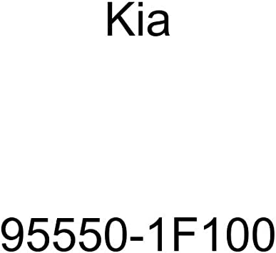 Kia 95550-3E000 Hazard Warning Flasher