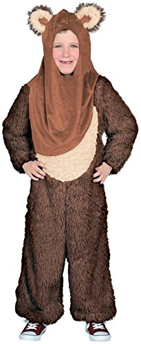 Princess Paradise Star Wars Premium Wicket Child's Costume, Small ()