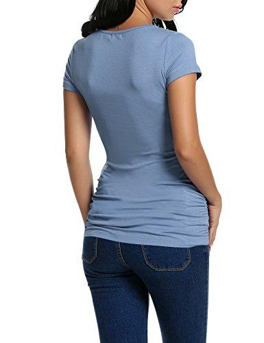 Maglieria Maternit Per Unibelle Shirt Maglia Donna Premaman wASa0Fq