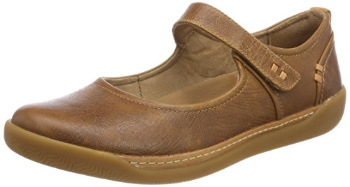 Lea Strap Un Women's Black Ballet Clarks Tan Flats Haven Dark fwBzUUxq