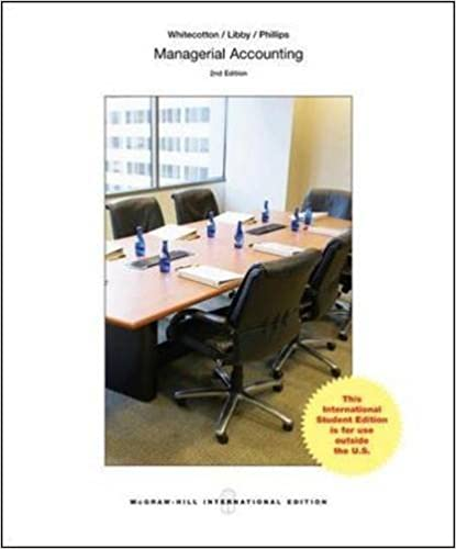 Book Managerial Accounting (College Ie Overruns)