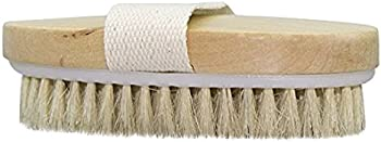 Souvea Dry Skin Body Brush (Natural Bristle)