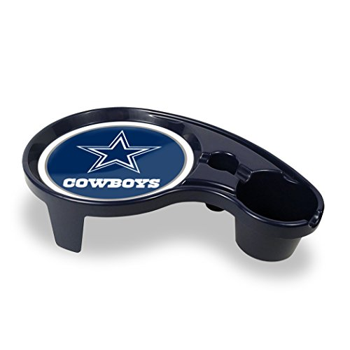 NFL Dallas Cowboys One Handed Party - Handed Tray