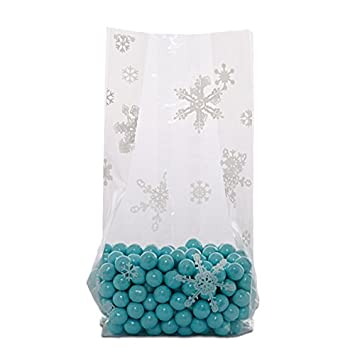 Amazon.com: Polipropileno/bolsas de copos de nieve de ...