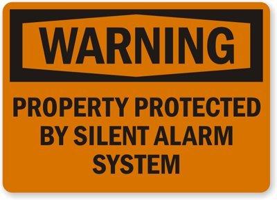 Silent Warning