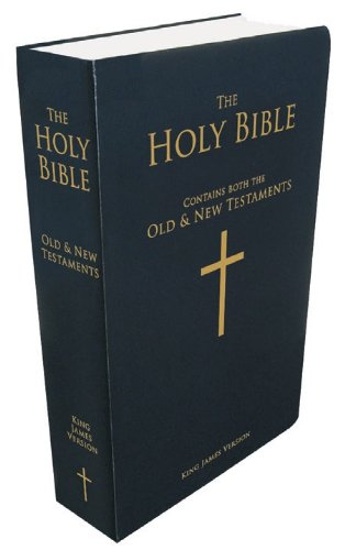 "Helix Deluxe Hardback Book Safe ""Holy Bible"" (61040)"