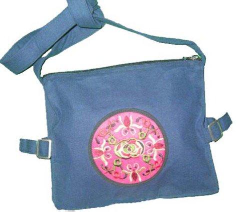 Chinesische Handtasche Schulter Durch K&#246rper Tasche 100% von Stamm Frauen Handgemacht # 548 - Freier Versand, Weltweit