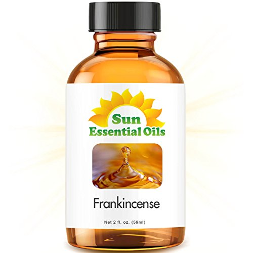 Frankincense (2 fl oz) Best Essential Oil - 2 ounces (59ml)