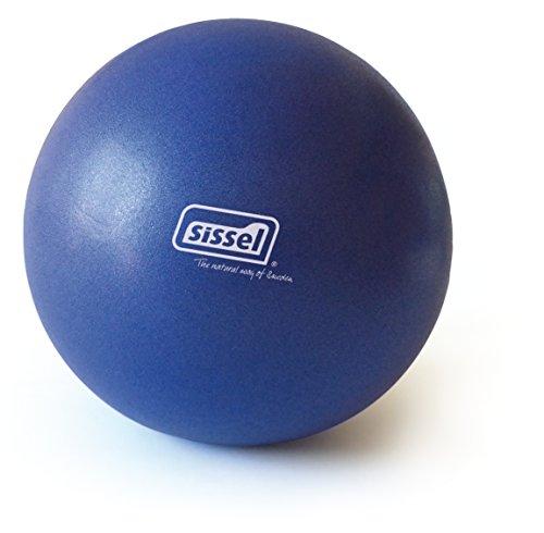 SISSEL Pilates-Small Props Soft Ball, blau 22cm