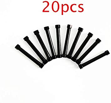 Vehicles-OCS 20PCS M3 Aluminum Standoff Hexgonal Aluminum Column Spacers 3mm10//15//19//20//21//23//25//27//29//30//32//35//37//40//42//44//45//48//50//55//60mm Color: 45mm