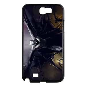 Custom Batman Hard Back Cover Case for Samsung Galaxy Note 2 NT402