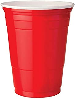 product image for Dart P16R 16 oz Coex Str Wall PS Party Cup Red (Case of 1000)